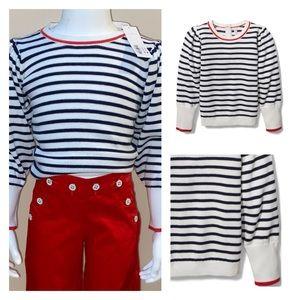 Janie & Jack Striped Sweater 4T